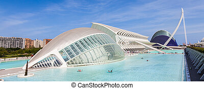 Modern Architecture in Valencia - The City of Arts and...
