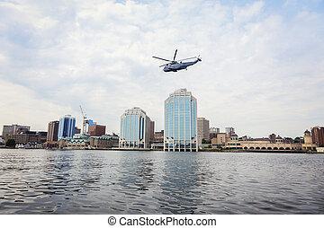 Modern architecture of Halifax