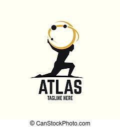 Modern Atlas logo