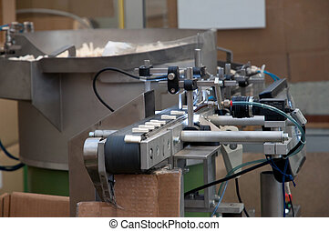 Modern automated factory plant - Modern automated factory...