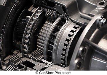 Transmission - Modern Automatic Car Transmission