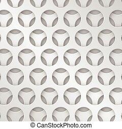 Modern background metal texture vector