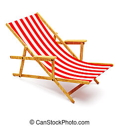 beach chair illustrations and clipart 8 716 beach chair royalty rh canstockphoto com beach chair clip art free beach deck chair clipart