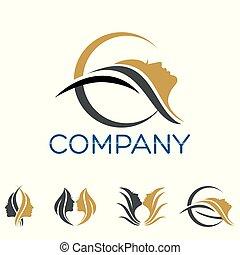 Modern beauty logo