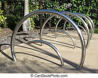 Modern Bicycle Racks