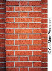 Modern brick wall texture.