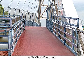 modern bridge details