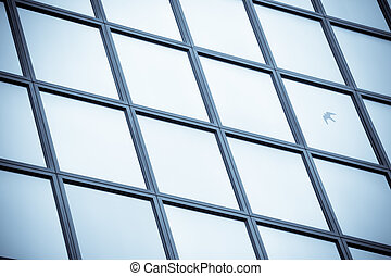 Modern building background