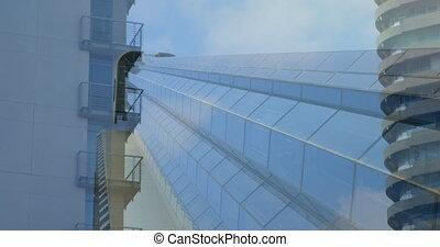 Modern buildings 4k