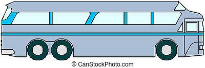 Modern Bus