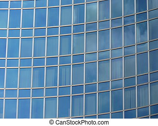 Modern business building texture