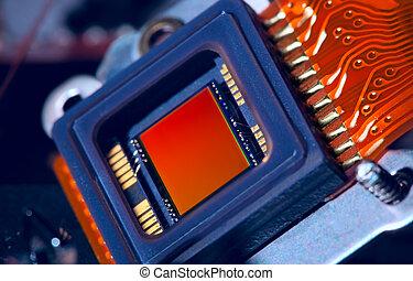 Modern camera matrix macro