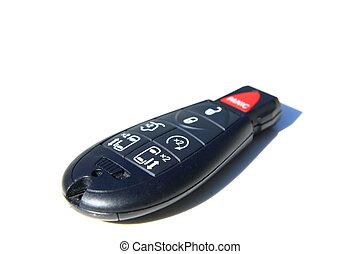 modern Car key remote