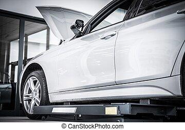 Modern Car Maintenance
