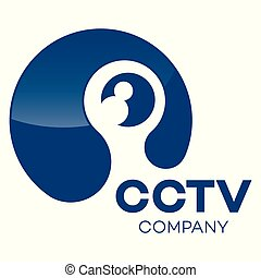 Modern CCTV logo