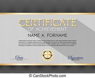 Modern Certificate Gray.eps