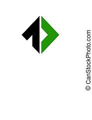 green color square