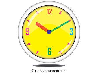 Modern color clock