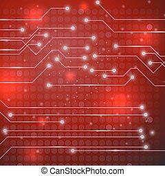 High Tech Printed Circuit Board