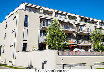 Modern condominium in Berlin