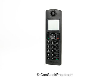modern cordless dect phone