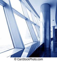 Modern corridor