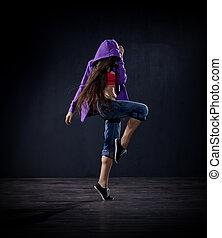 Modern dancer girl (normal ver) - Modern dancer girl (normal...