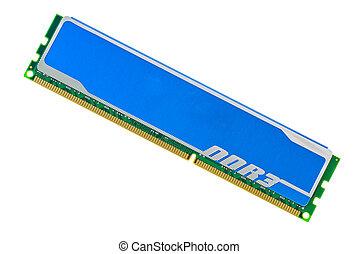 Modern DDR3 DIMM memory module