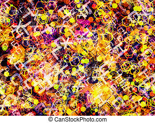 modern design abstract background