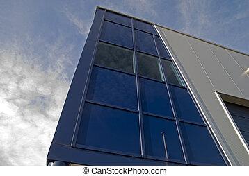 Modern design building - Modern glass architechtectural...