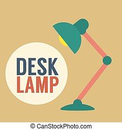 Modern Design Desk Lamp.