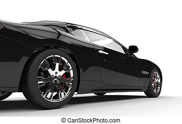 Modern Design Fast Car