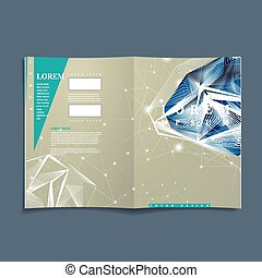 book cover with diamond element