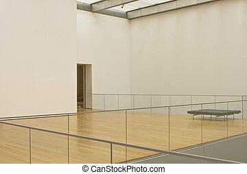 Modern design interior