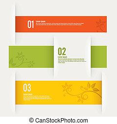 modern design template - vector illustration