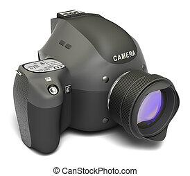Modern digital full-frame camera