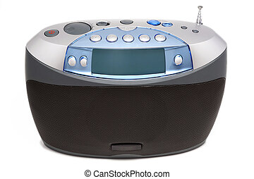 modern, digitales radio