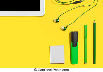 modern educational accessories