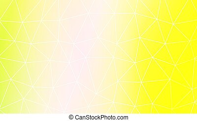Modern elegant background with polygonal pattern with...