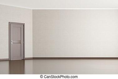 Modern Empty room