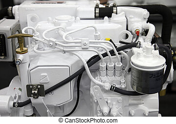 Modern engine