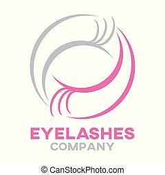 Modern Eyelashes logo