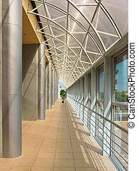 Modern framework passage