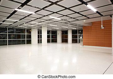 modern hall