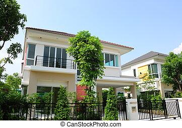 Modern House in Thailand