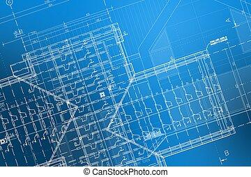 Roof Construction Blueprint