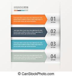 Modern infographics banner.