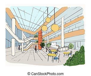 laden einkaufszentrum modern einkaufszentrum fenster luxus laden einkaufszentrum modern. Black Bedroom Furniture Sets. Home Design Ideas