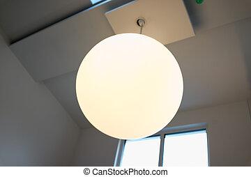 Modern interior of new beautiful smart house