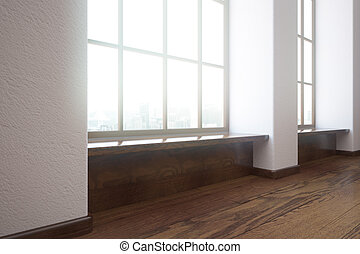 Modern interior side